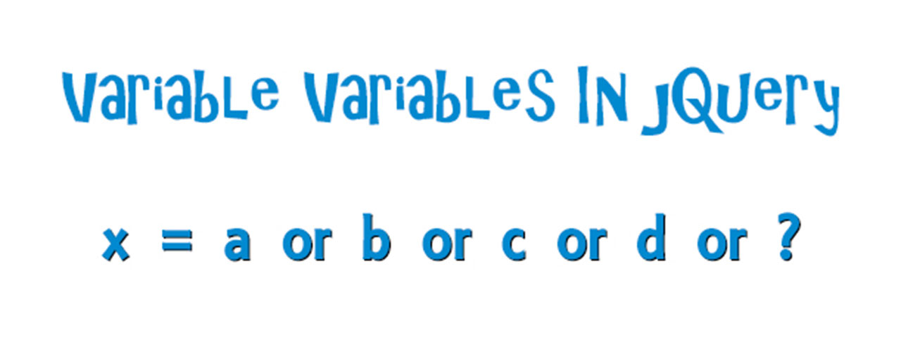 Variable Variables in jQuery